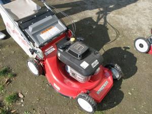自走式芝刈り機
