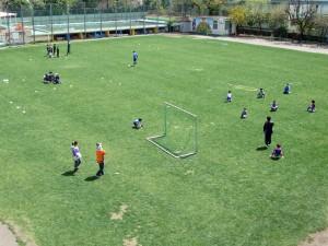 地域のサッカークラブ