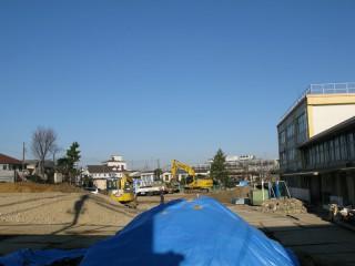 旧新泉小学校
